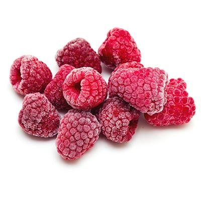 Frozen IQF Raspberry